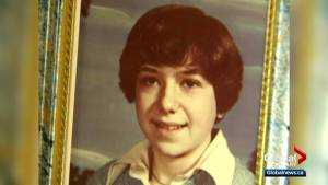 Original target of killer speaks out for first time in hopes of helping solve Alberta cold case (01:14)