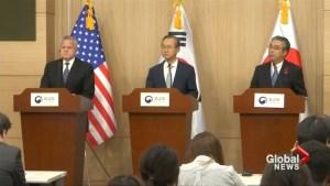 U.S. looking to pressure North Korea alongside Russia, China, and Japan