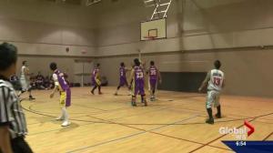 Global Edmonton MVP: Joshua Pantoja coaches basketball players on and off the court