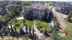 Pro golfer's multimillion-dollar mansion reduced and 'priced to sell' (01:48)