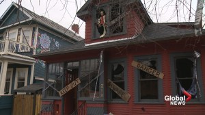 Calgary house, haunted by fire, transformed by neighbours