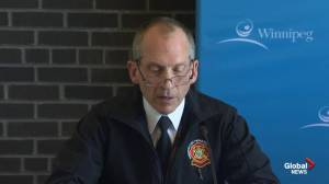 Winnipeg Fire chief warns of the dangers of carbon monoxide leaks