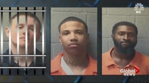 Manhunt continues for two men who escaped from prison in South Carolina