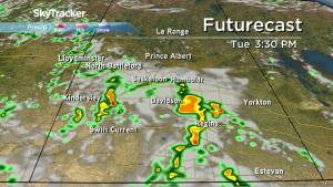 Saskatchewan weather outlook: strong storms continue