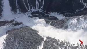 Avalanche control work carried out amid British Columbia snowfall warnings