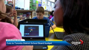 Toronto District School Board needs to cut $67M to balance budget