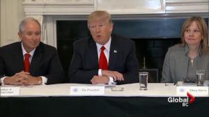 How would renegotiating NAFTA affect Canada?
