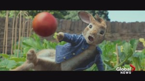 'Peter Rabbit' sending wrong message about allergies