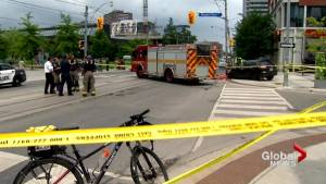 'Everyone is so sad and so shocked': Friends, family grieve after woman fatally struck by vehicle in Regent Park