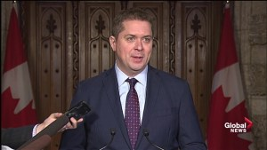 Canadians' detainment demonstrate's Trudeau's 'naïve approach' to relations with China: Scheer