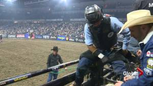Professional bull-riding tour makes stop in Lethbridge