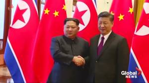 China's Xi and North Korean leader Kim Jong Un hold summit in Pyongyang