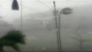 Amateur video shows Hurricane Irma hitting Virgin Islands