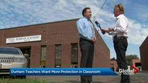 Durham elementary teachers union launches 'Safe Schools for All' awareness campaign