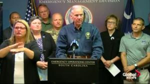 South Carolina governor confirms Irma kills at least 1 resident