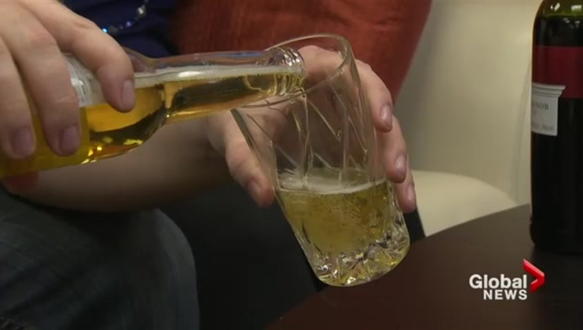 You should have two days off drinking every week, health chiefs advise