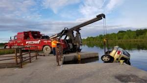 2 bodies, car pulled from Trent-Severn Waterway