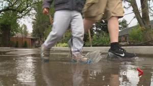 More rain in August after record wet July in Calgary