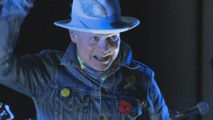 Gord Downie performs songs from new Secret Path project