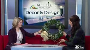 Décor and Design: trending holiday decorations