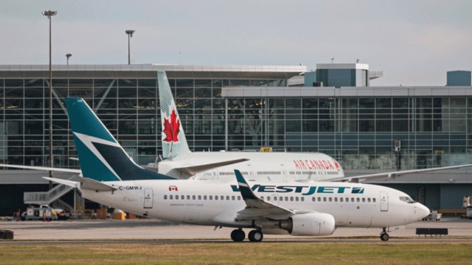air canada vs west jet Canada's two largest airlines have implemented flexible change and cancellation  rules for up to a week for travellers who decide against flying.