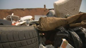 Regina metal company fed up with illegal dumpers