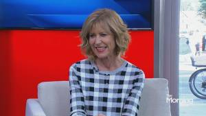 """Christine Lahti stars in the new comedy """"The Steps"""""""