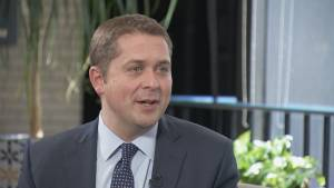 One-on-on with Conservative leader Andrew Scheer