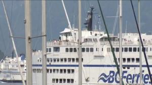 Proposal to ban passengers from BC Ferries car decks