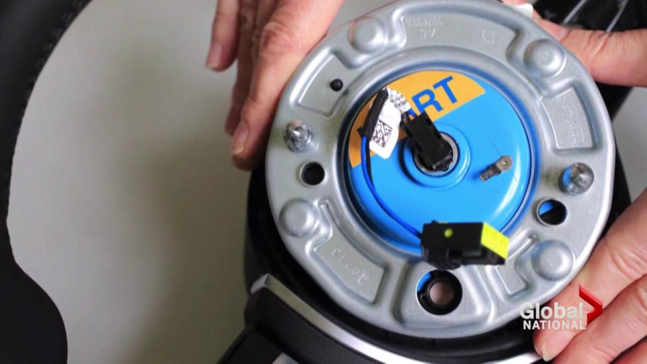 Takata air bag recall expands by 3.3 million