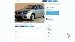 Nova Scotia man asking for help getting mother's stolen car back from Alberta