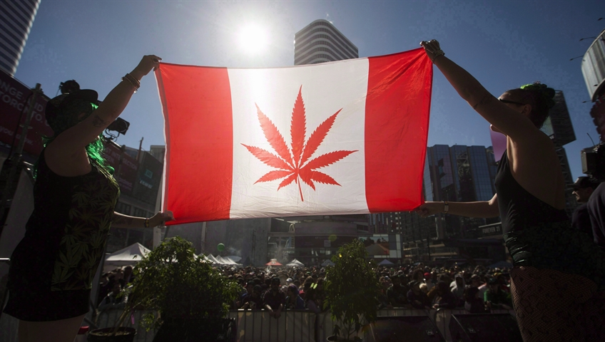 Canada has voted to legalise cannabis for recreational use