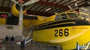 Upgrading Canada's fleet of aging water bombers