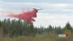 Fort McMurray wildfire: Firefighters still fighting flames a week after evacuation