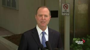 Schiff: Mueller did not exonerate President Trump on obstruction