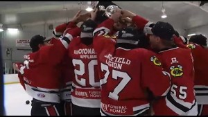 Lakefield Chiefs win Schmalz Cup for first time on home ice