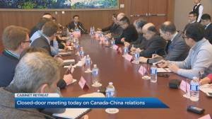 Canada's rocky relationship with China