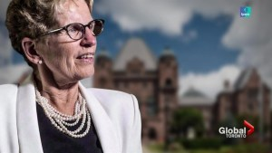 Kathleen Wynne testifies at the Sudbury byelection trial