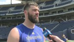 RAW: Blue Bombers Craig Roh Interview – May 23