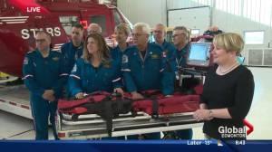 Lorraine on Location (4/4): STARS Ambulance Calgary lottery home winner
