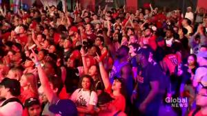 """A respectful rowdy"": Toronto Raptors fans prepare for Game 5"