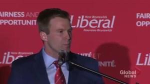 New Brunswick election: Brian Gallant full speech from Liberal HQ
