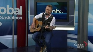 Codie Prevost headlines Saskatchewan Country Christmas