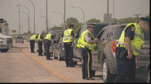 Police chiefs join forces ahead of one of the deadliest weekends on Manitoba roads