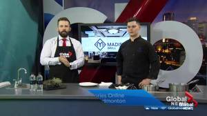 Edmonton's Downtown Dining Week features Madison's Grill