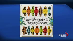 The Sheepdogs on their new album, Changing Colours