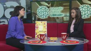 Celebrating Calgary libraries