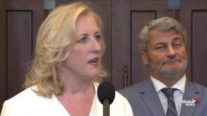 Raitt questions timing of accord signed between Lametti, Supreme Court