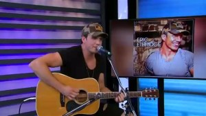 Eric Ethridge performs California
