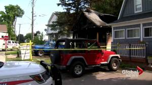 Aurora house fire being treated as a homicide (01:01)